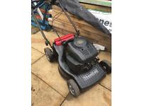 Mountfield Petrol Lawnmower push mower