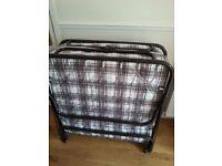 Single Folding Guest Bed , John Lewis