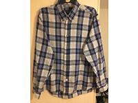 Men's Xl genuine Ralph Lauren button up long sleeve shirt