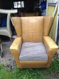 1960's Armchairs