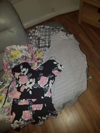 dresses and playsuits