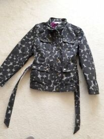 BODEN WAX Jacket new cost £179 new at John Lewis size 16 lovely style £40