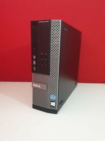 Dell Optiplex 3010 SFF Intel Core i5 3470 @3.20Ghz 8GB DDR3 500GB HDD Win10 HDMI