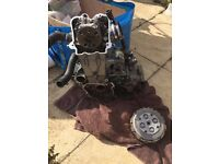 KTM 690 engine parts spares breaking repairs