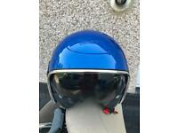 Original Vespa scooter crash helmet