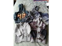 Boys jumpers 9-12 months