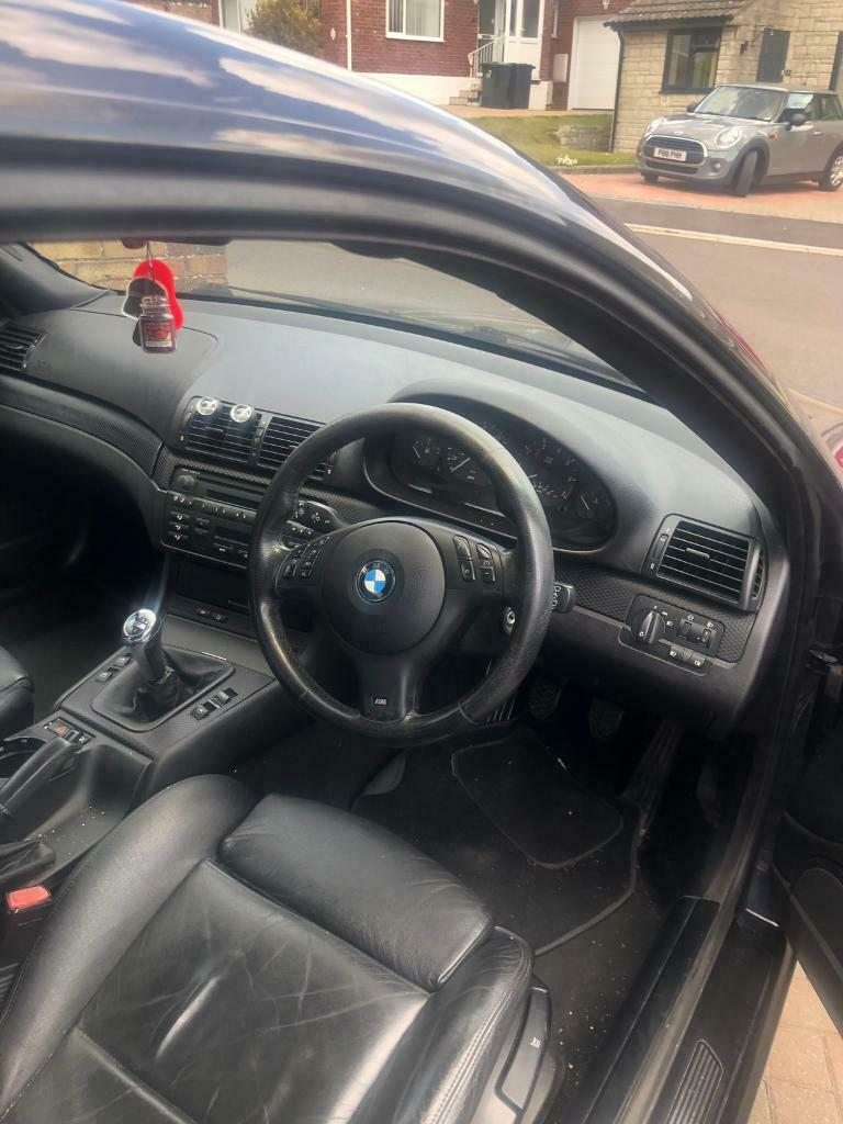 Bmw E46 318ci In Weymouth Dorset Gumtree