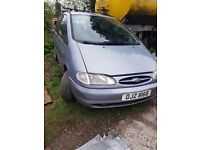 1999 FORD GALAXY 1.9 DIESEL BREAKING FOR PARTS