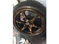 17 inch alloys wheels