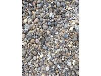 PEBBLES..small and medium..suitable for garden decoration