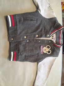 Infant jackets bundle