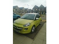 Vauxhall, ADAM, Hatchback, 2014, Manual, 1229 (cc), 3 doors