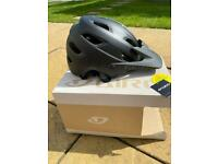 Mountain bike helmet as new