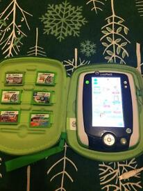 Leapfrog leap pad 2 with games
