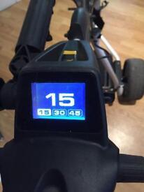 Powakaddy freeway sport digital rolley