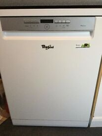 Nearly new Dishwasher Whirlpool ADP720WH SELLING-Lincoln area