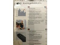Logitech Wireless Presentation Remote with Laser Pointer