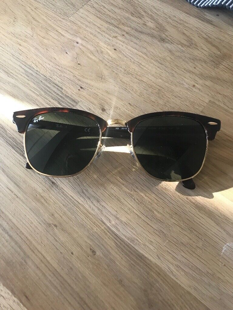 Ray-Ban ClubMaster Sunglasses  d9c5b2bff