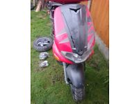 GILERA RUNNER 200VXR SPARES OR REPAIR 2005
