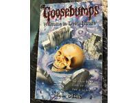 Goosebumps book