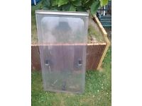 Caravan used double glazed window. 440x860. Ideal conversion. Other sizes available