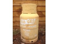 BUTANE 13KG EMPTY GAS BOTTLE £15 THIS IS MY 2ND BOTTLE OF THESE I HAVE COLLECTION ONLY