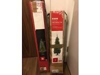 Free fake Christmas trees!