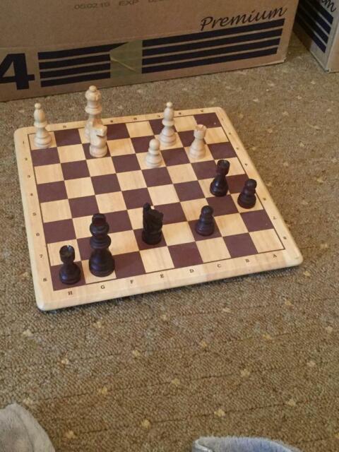 Chess set   in Edgbaston, West Midlands   Gumtree