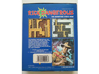 Commodore 64 game, Rick Dangerous