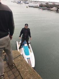 Jet ski water doe swaps or money
