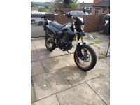 Pulse adrenaline 125 (pioneer) swap for other bike