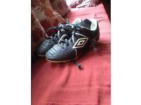 Children football boots