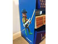 Playmobil play storage