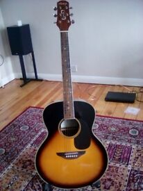 Fairclough Acoustic Guitar