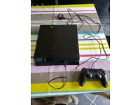 Playstation 4 - PS4 - 1TB - In very Good Condition