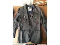 Fabulous Men's Kuyichi Jacket Grey-Blue