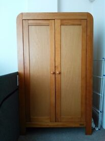 Large and Spacious Wooden Wardrobe