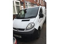 Cheap Vauxhall vivaro REDUCED!!!!!