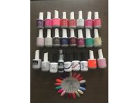 NSI and IDB Gel Polishes