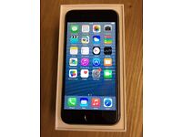 iPhone 6 Space Grey 16GB EE Network, Great condition, Boxed with all new accessories.