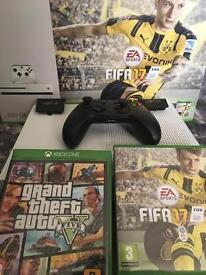 Xbox One (Boxed) Two Games