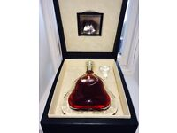 HENNESSY RICHARD WITH GREEN LEATHER CASE (SEALED)