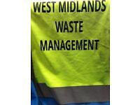 Rubbish removal Birmingham cheap competitive rates