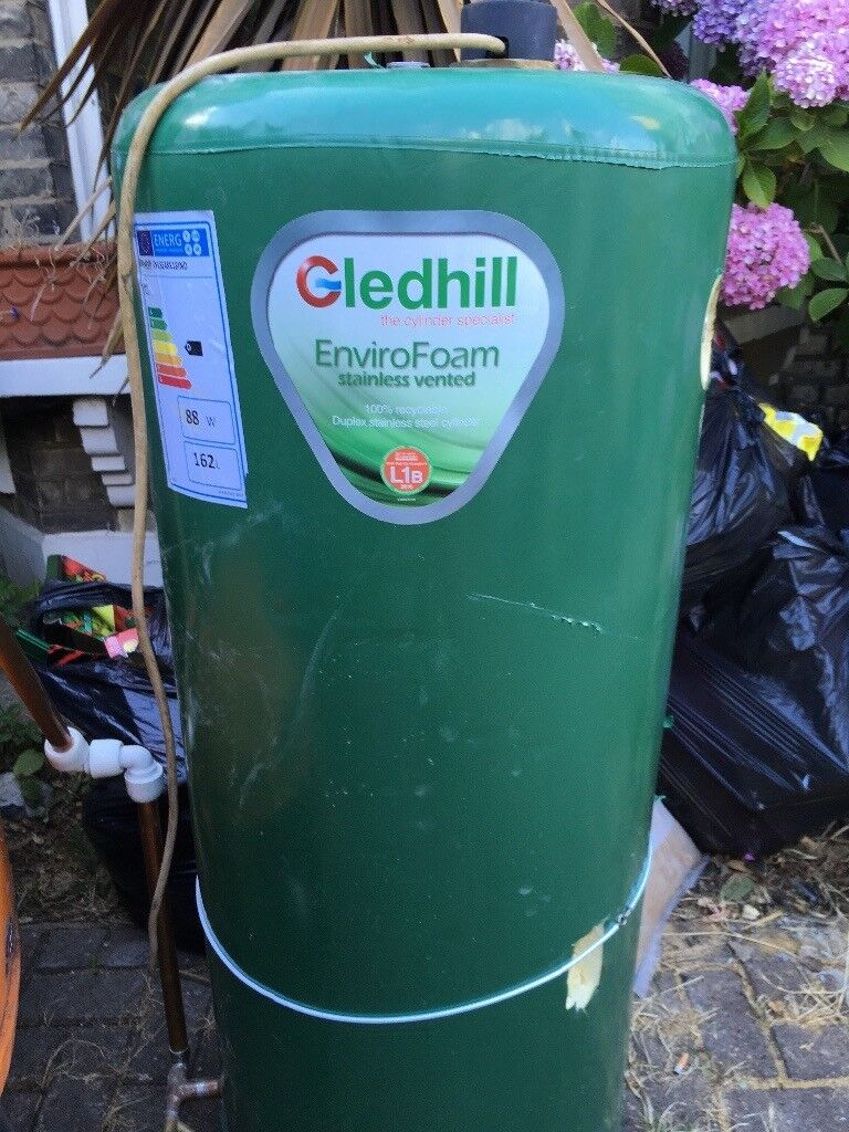 Hot water cylinder - only two years old | in East Dulwich, London ...