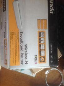 Tenda 311R+ ADSL modem/router wi-fi N