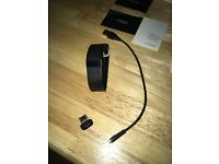 Black Fitbit charge hr (small)