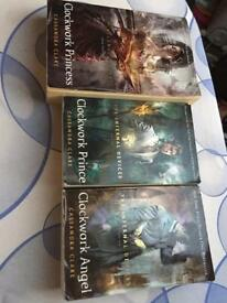 The Infernal Devices (Full Set) Cassandra Clare