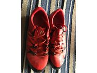 Adidas x Astro football boots in good used condition £5