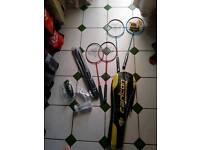 Brand new Badminton set