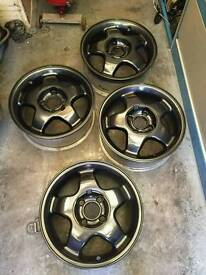 Ford Rs 2000 alloy wheels
